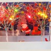 Illuminated Christmas Lights  Pop Up Greeting Card