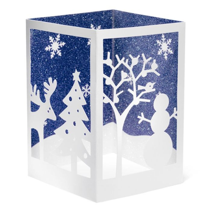 holiday cards holiday in the forest 3d christmas cards