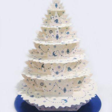 Pop Up 3D Decorative Christmas Card